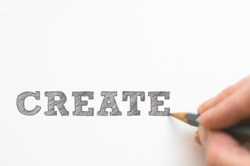 image of the word create HSJ strato helps businesses create a hub in the cloud